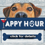 Yappy Hour on the Marsh View Terrace