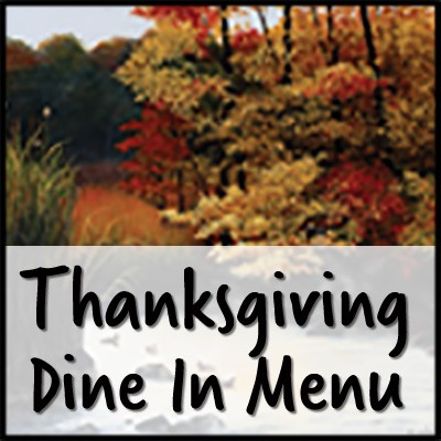 Reserve Your Thanksgiving Table