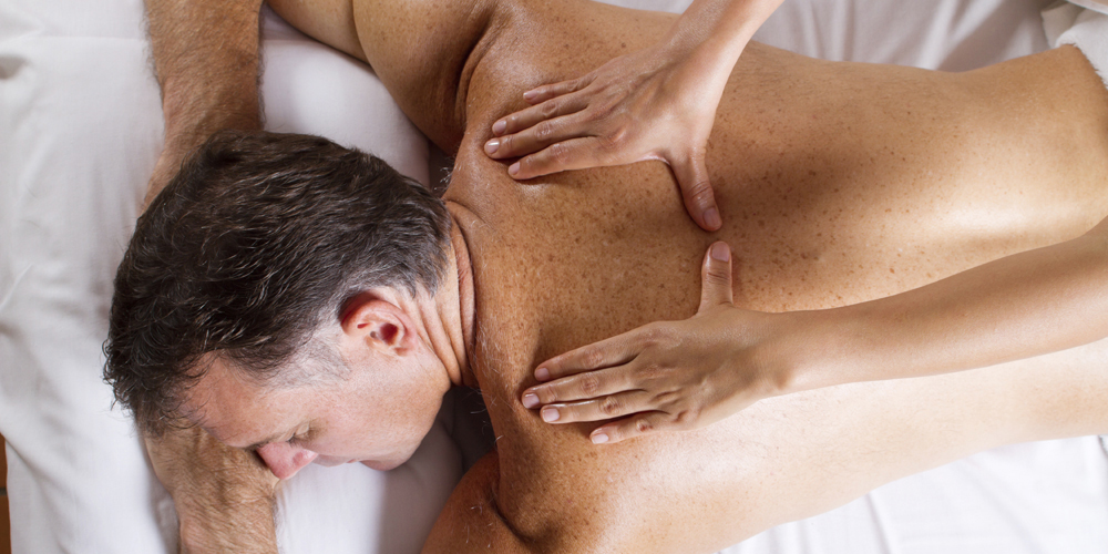 Relaxing shoulder massage in Sandwich