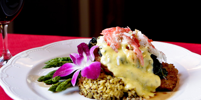 Elegant Entrees at the Dan'l Webster Inn & Spa