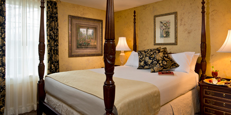 Relax in comfort at the Inn