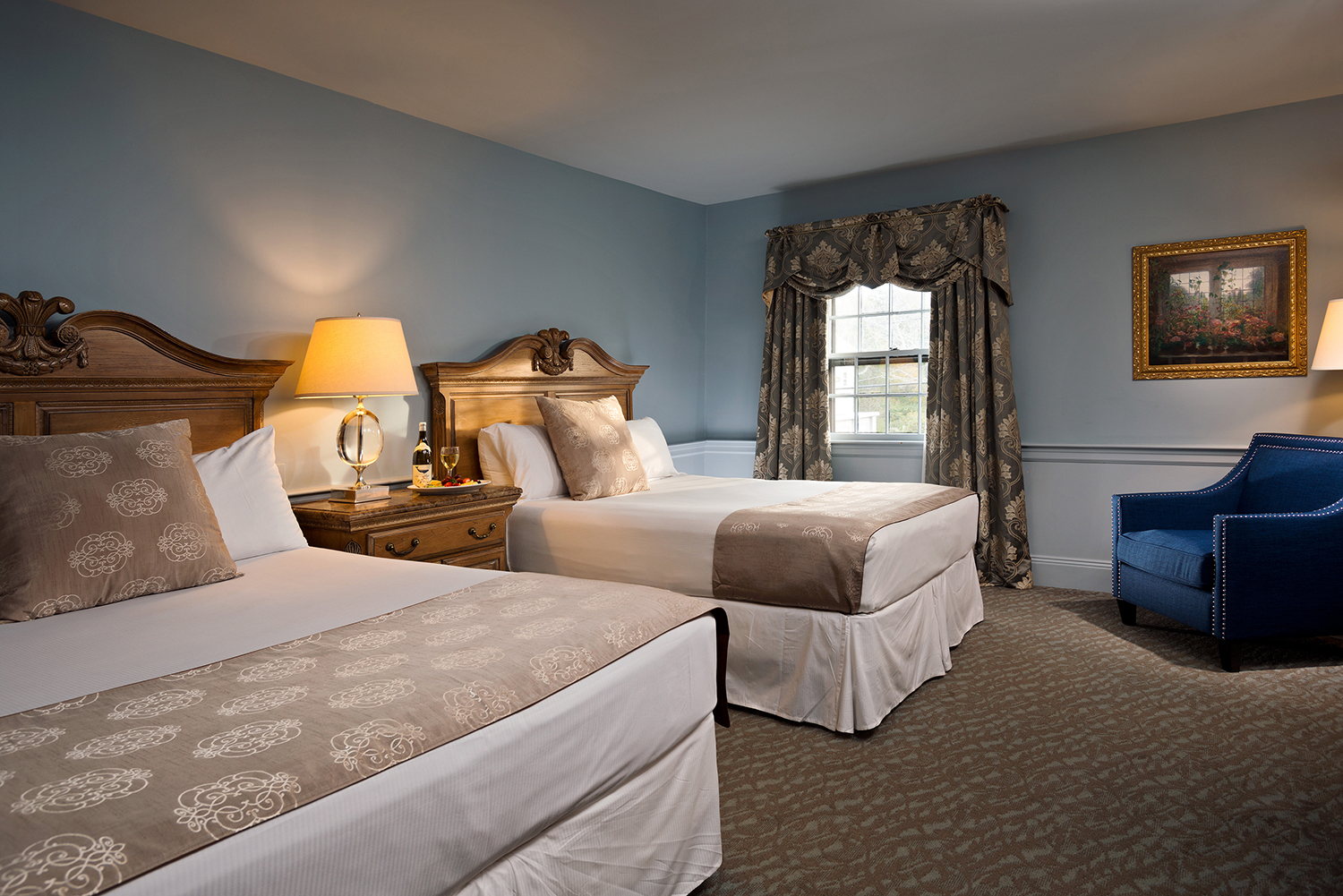 Relax in one of our Superior Rooms in Historic Sandwich