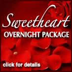 Sweetheart Overnight Package